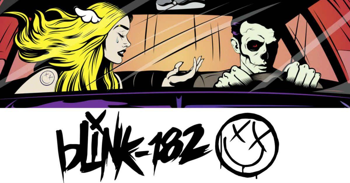 Assista ao novo videoclipe de Blink 182