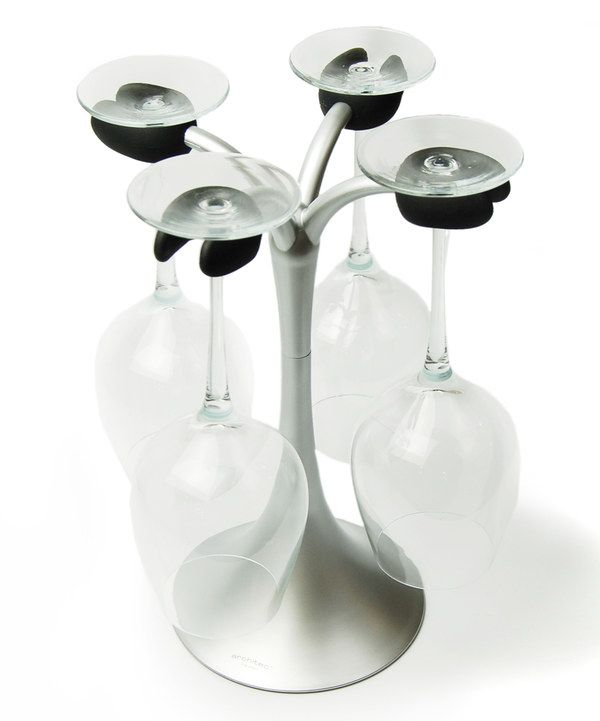 Look at this Air Dry Wine Glass Drying System on #zulily today!