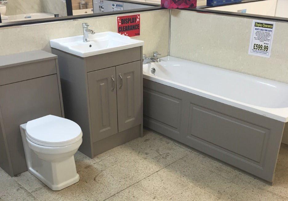 Monte Carlo Stone Bath York Vanity Unit Toilet Set Bathroom Suite Bathroom Suites Bathroom Suite Vanity Units
