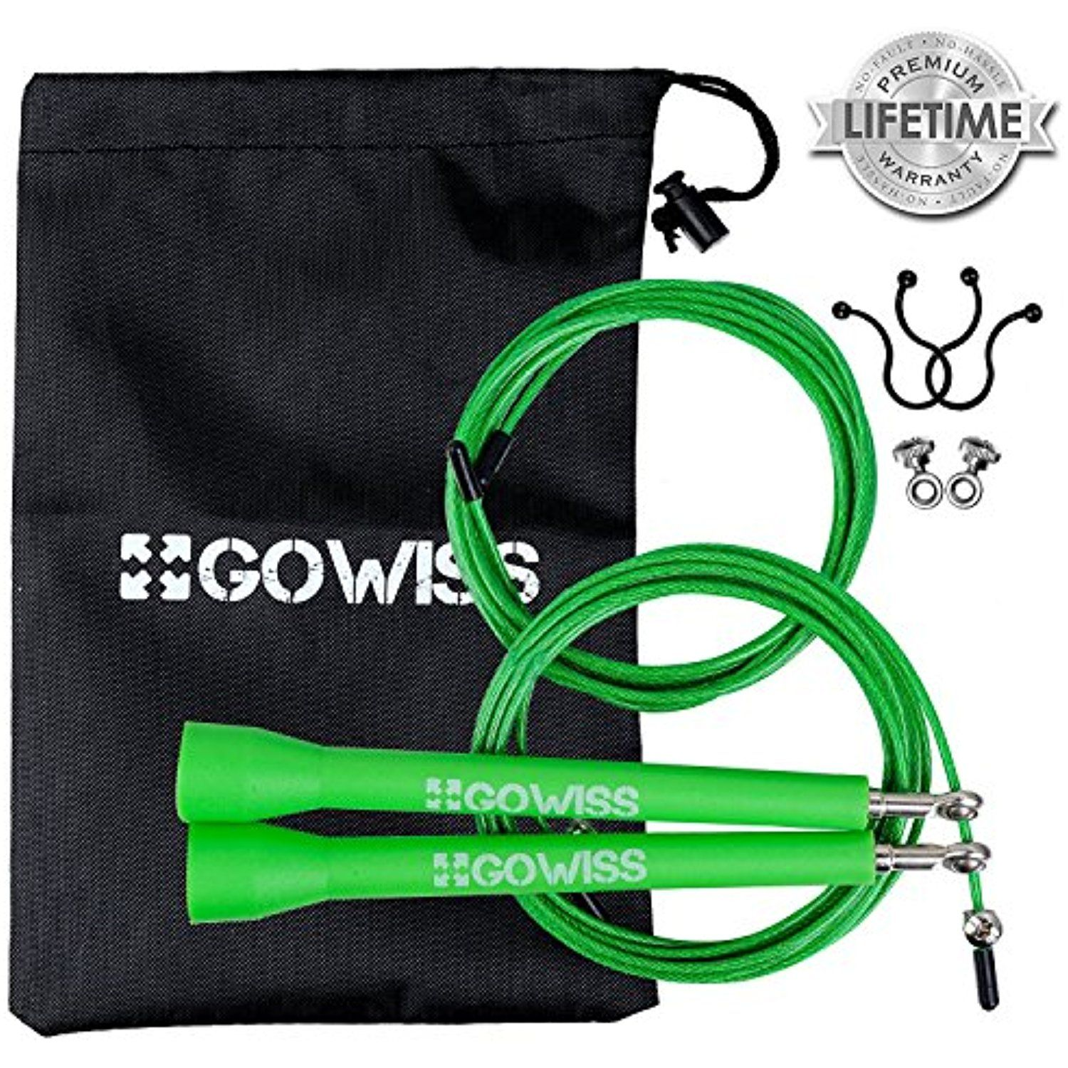 Gowiss jump rope fast speed exercisefitnessaccessories