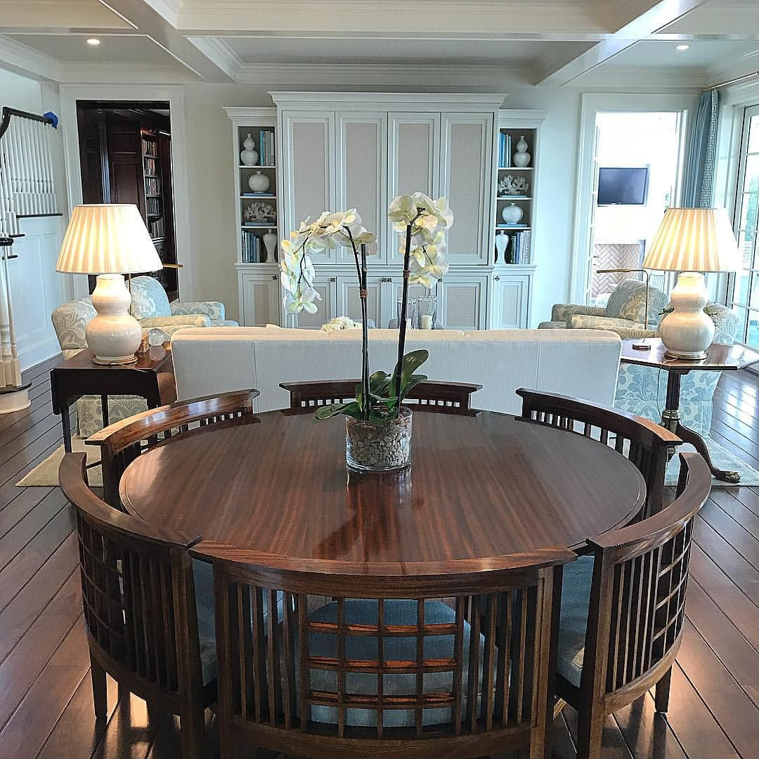 126 Custom Luxury Dining Room Interior Designs: Love The Six Amigos Table From Lona Designs