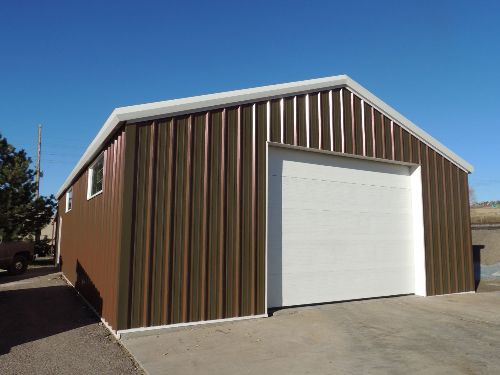 know need garage metal kits what you building to steel
