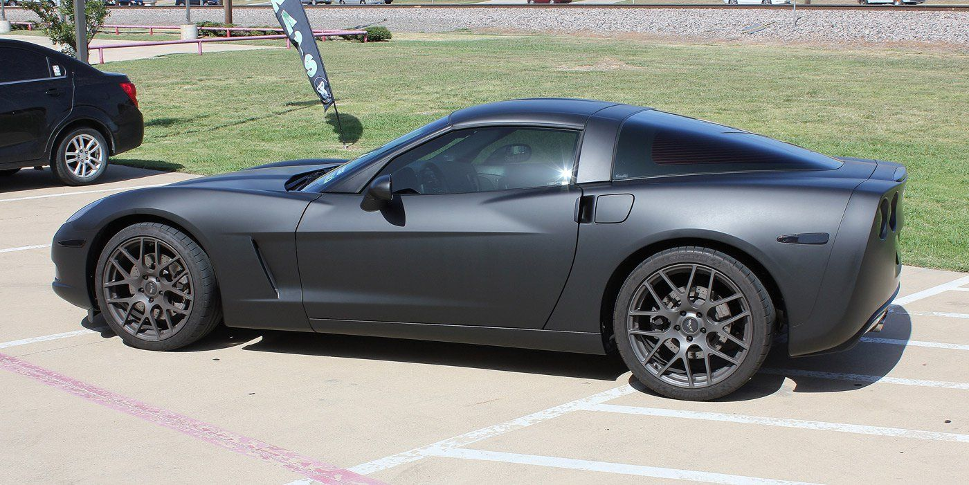 Matte Black Car Wrap >> Matte Black Car Wraps Dallas Zilla Wraps Matte And Satin Wraps