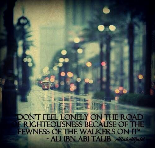 Don't feel lonely | koko | Imam ali quotes, Allah quotes