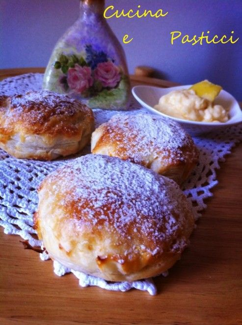 Finti bomboloni di pasta sfoglia cucina e pasticci pinterest cake pie e pasta sfoglia - Cucina e pasticci ...