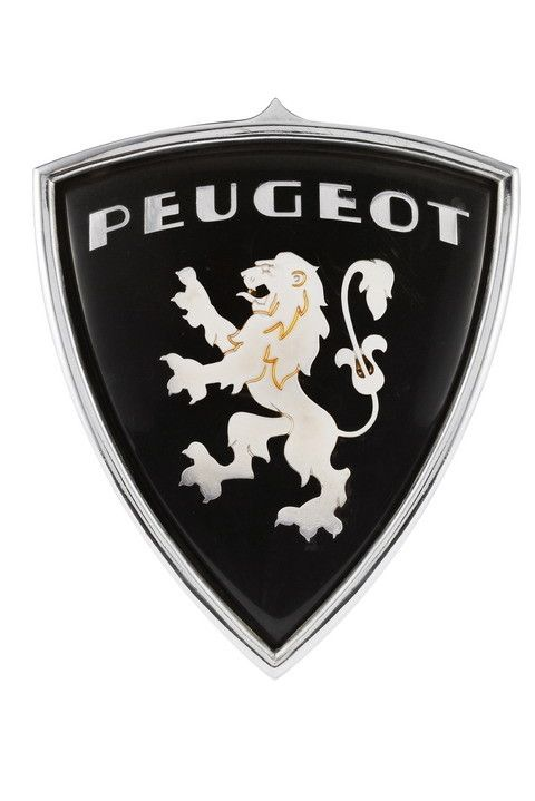 Logotipo Del Peugeot プジョー 車 ロゴ ロゴ