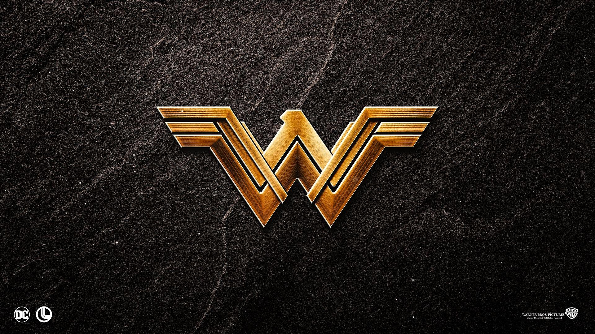 Cool Wonder Woman Logo Movie 2017 1920x1080 Wallpaper Wonder Woman