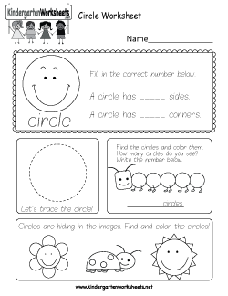 Free Kindergarten Shapes Worksheets - Trace, Identify, and Count Basic Geometric Shapes