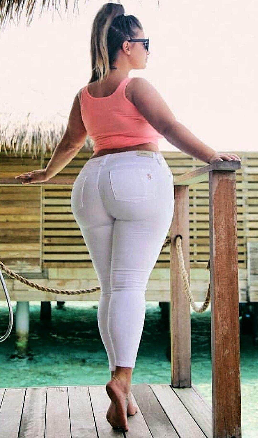 Ssbbw ass in dress vpl