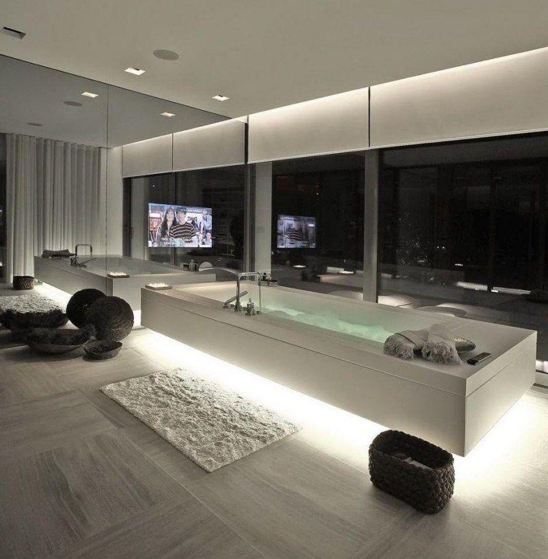 Led Beleuchtung im Bad unter der Badewanne | WS | Pinterest | Led ...