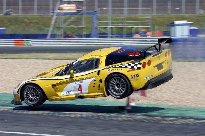 Racing and HP Parts « Innotech Corvettes Nascar race