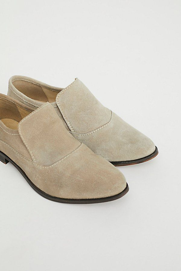 Brady Leather and Suede Loafers z4Q0df0lM