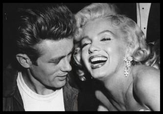 James Dean And Marilyn Monroe How Great Wouldve This Been