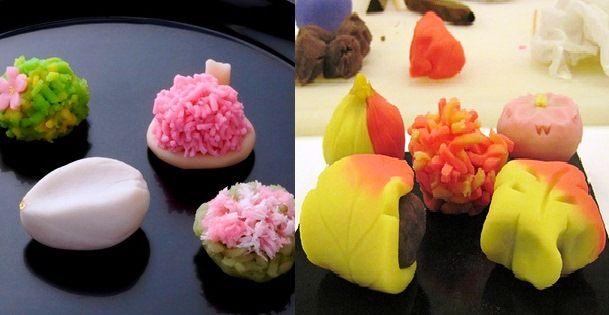 Manisan Wagashi Kuliner Tradisional Jepang Makanan Jepang