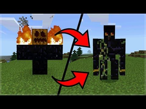 how to change mod minecraft pocket edition