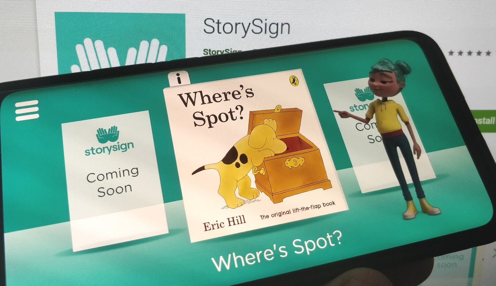 Huaweis storysign app can translate kids books into sign