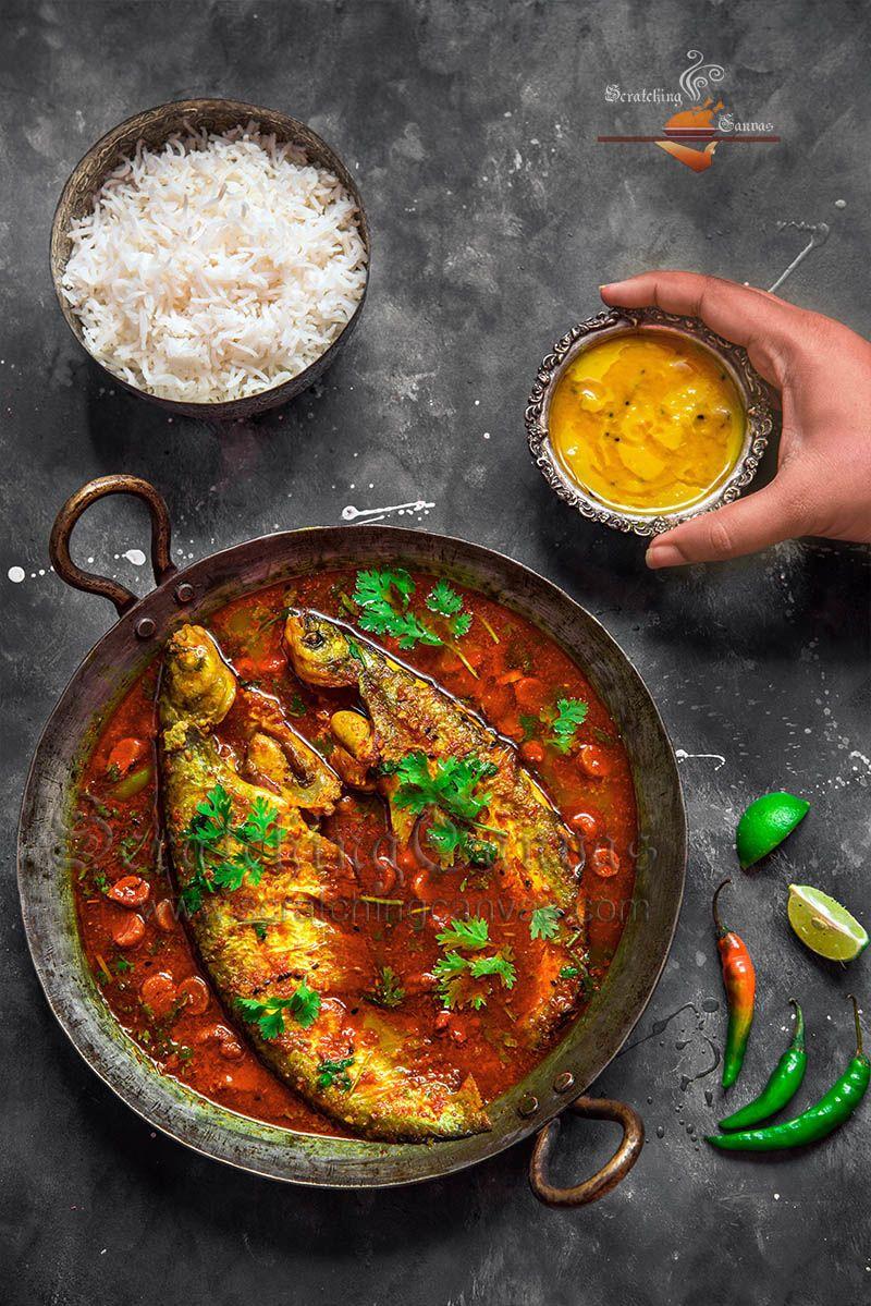 Pabda Macher Jhaal Pabda Jhol Bengali Style Pabda Curry Butter Catfish Curry Recipe Indian Food Recipes Indian Fish Recipes Bengali Food