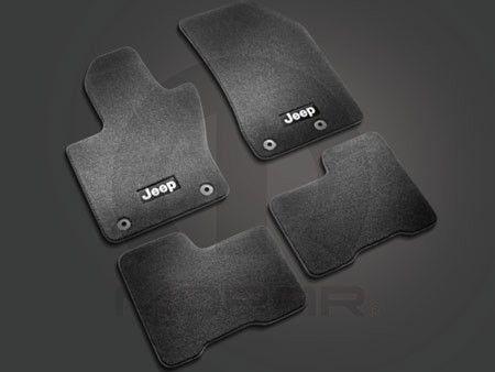 Fußboden Teppich Yasin ~ Mopar carpet floor mats 15 18 jeep renegade bu products
