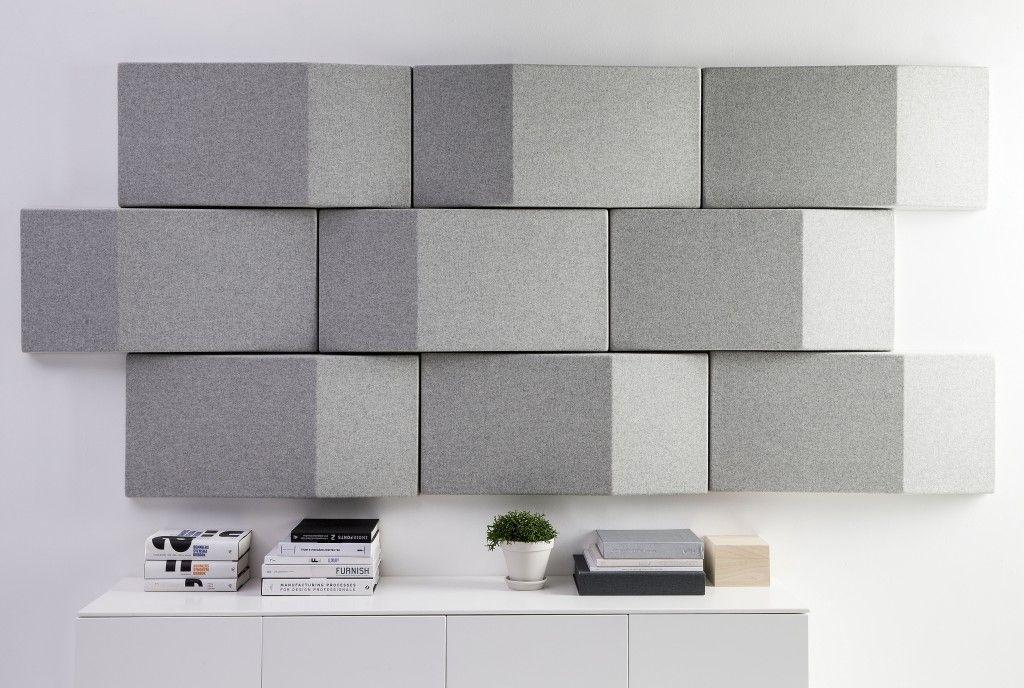 triline wall absorbiert und zerstreut st rende schallreflexe und sorgt so f r eine bessere. Black Bedroom Furniture Sets. Home Design Ideas