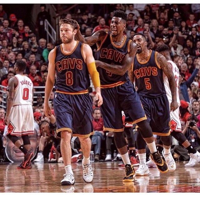 What A Game Last Night For Matthewdelly Everyone Gets On The Cavs For A Weak Bench But They Have Been Stepping Cavs Cleveland Cavs Eastern Conference Finals