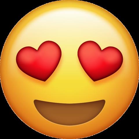 Heart Eyes Emoji Download Iphone Emojis Emoji Imagenes De Emoji Emojis De Iphone