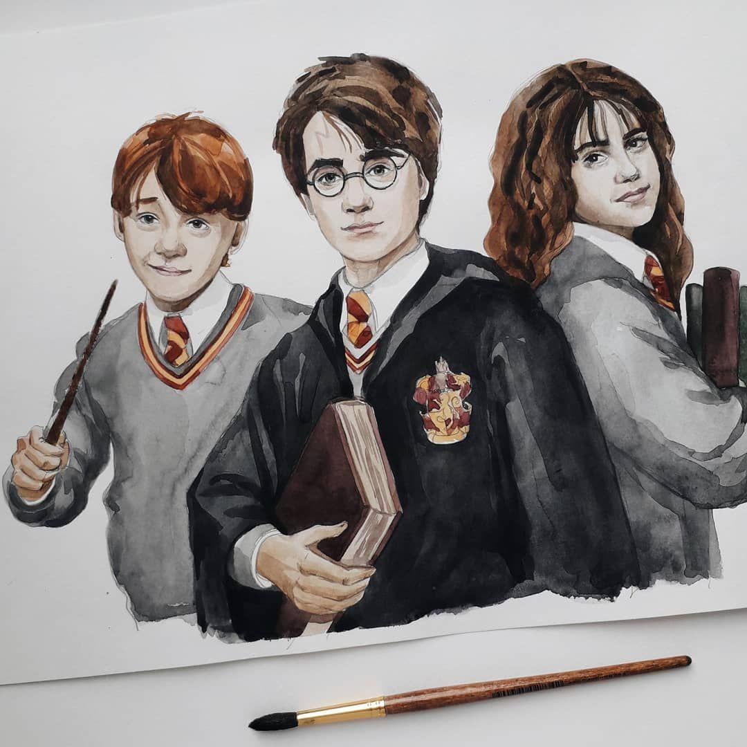 Пин от пользователя Airi Mirai на доске Harry Potter в ...