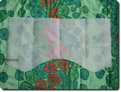 Kukikkaat kuosit: Korvapipon ohje