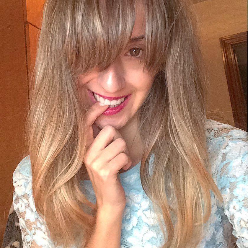 Rubia peligrosa@cheanpeluqueros  #blondiesdoitbetter by trendyrness