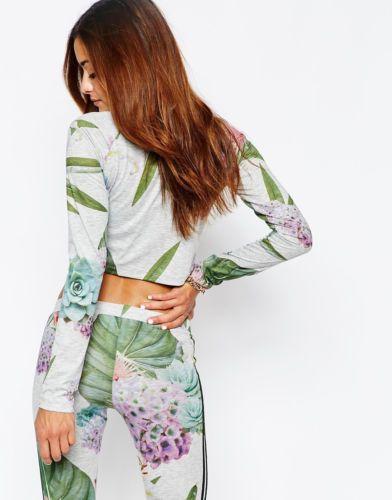 535ba31236d7d 34$Adidas-Originals-Women-Training-Leggings-Floral-Print-Pants-AJ8879-XS # Adidas #AdidasOriginals #Women #Leggings #Tights #Pants #FloralPrint  #Multicolor ...