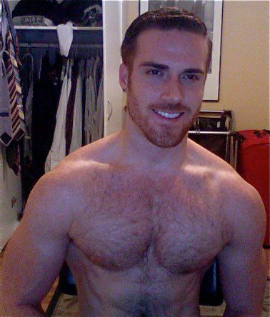 bush hairy Redhead with