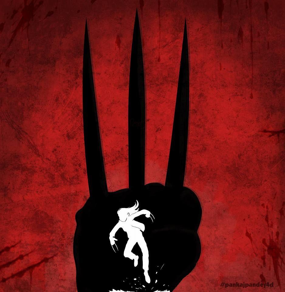 Quick poster design - Quick Poster Design For Movie Logan Pankajpandey4d Logan Hughjackman Marvel