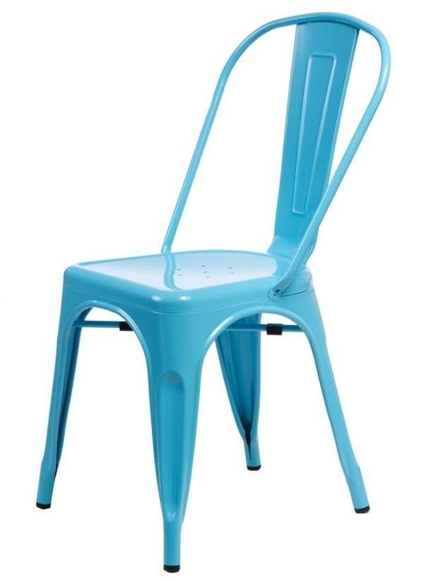 Stuhl Aldo, türkis - Stühle - Sitzen   Stühle Metall   Pinterest ...