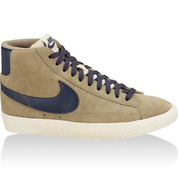 factory price c9704 635b3 Nike BLAZER MID SUEDE VINTAGE Chaussure pour Homme beige marron  blanc,Modern sneakers up to 80% off must be of your interest.