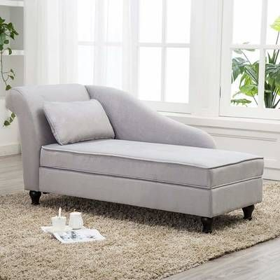 schaefer storage chaise lounge in 2019 home rh co pinterest com