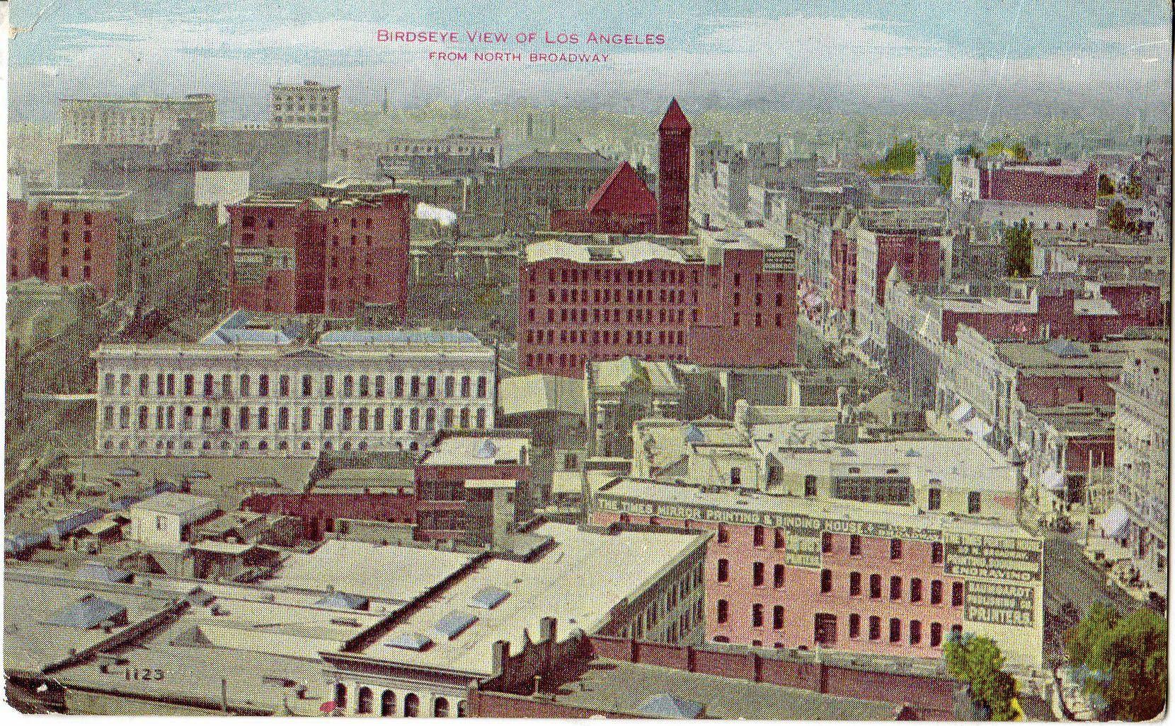 Kết quả hình ảnh cho los angeles 1900s