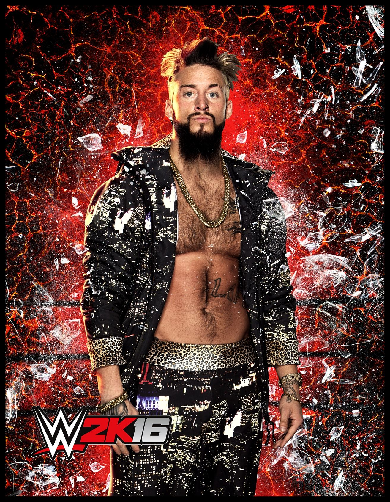 My Name Is Enzo Amore And In A Certified G
