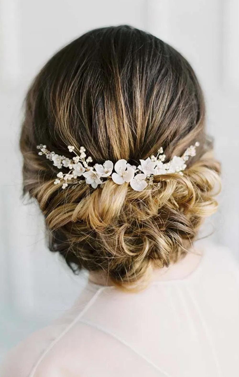 Epingle Sur Bridal Accessoires Bridal Hair