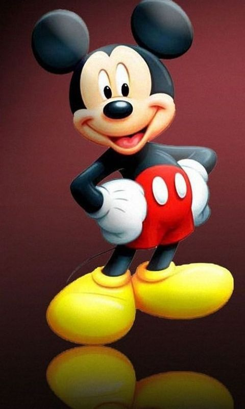 Mickey Mouse HD Wallpapers Backgrounds Wallpaper × Mickey