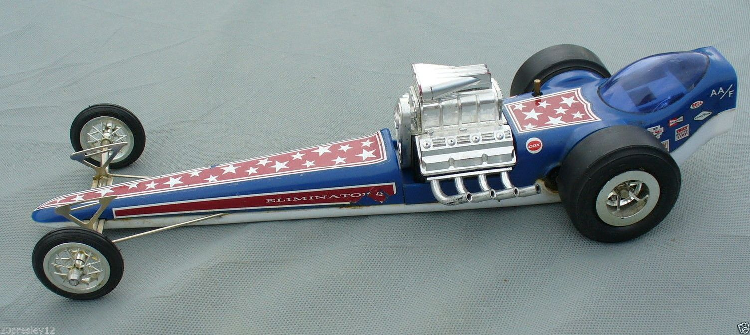 Vintage Cox Eliminator 2 Dragster NO RESERVE | Radio control and Cars