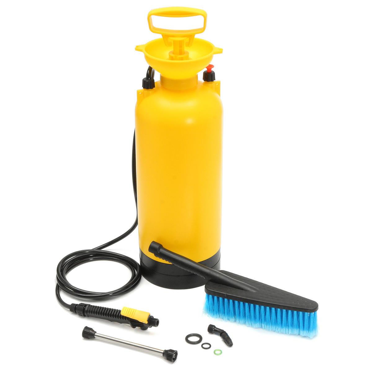 [US34.99] 8L Portable Pressure Washer Power Pump Spray