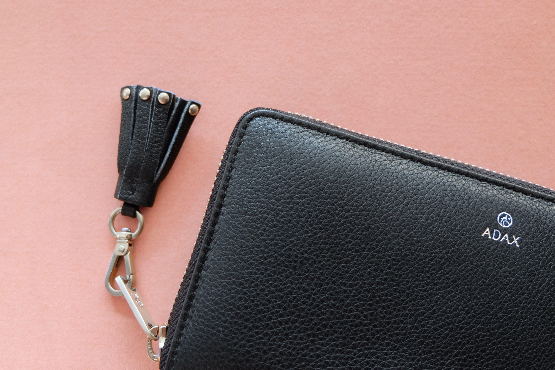 Punge, Adax damepunge mobilpunge og kortholdere i læder