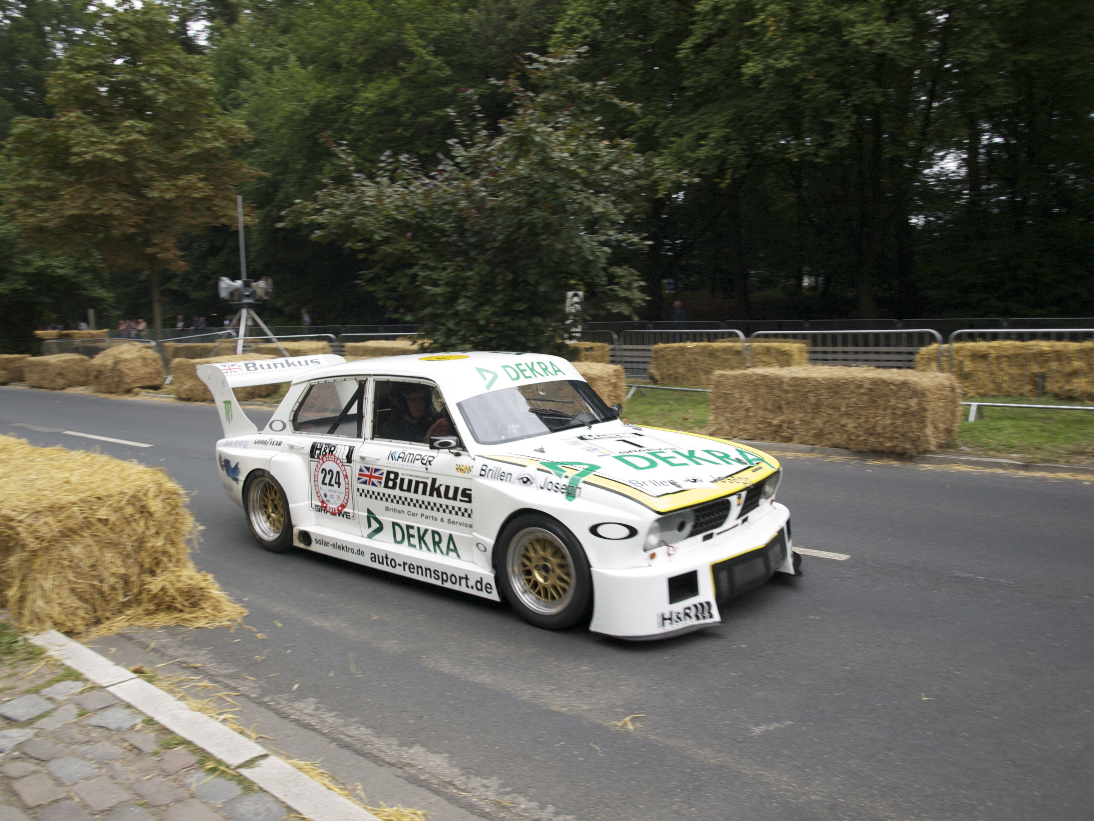 Triumph Dolomite | All Racing Cars | Cars | Pinterest | Cars