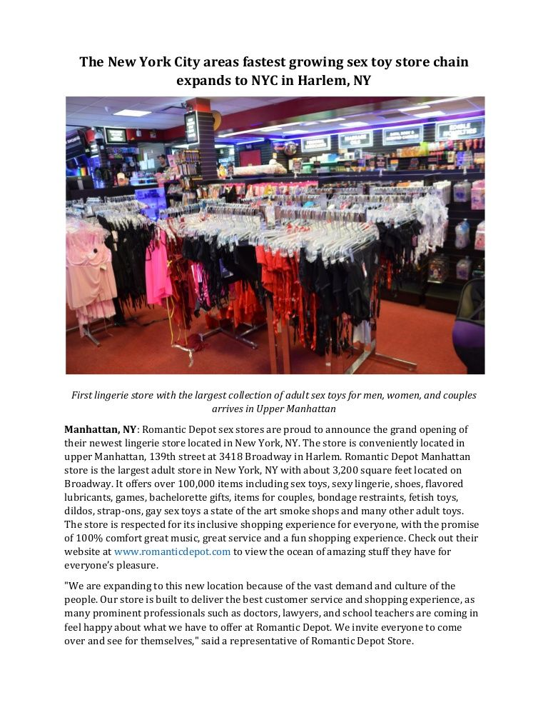 Largest adult video store