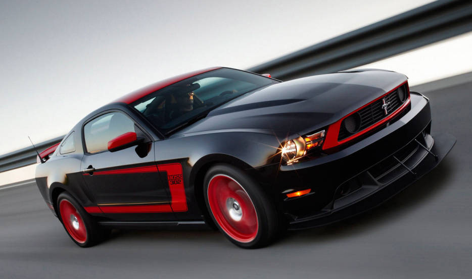 2018 Ford Mustang Shelby GT350 Automatic Design