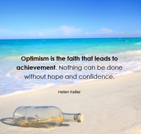 #optimism