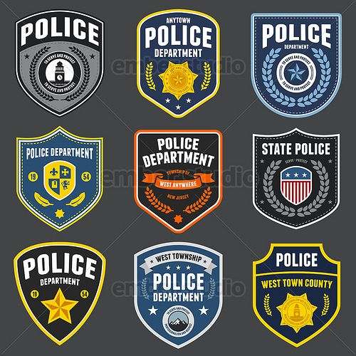 Police Patches Police Patches Badge Logo Police