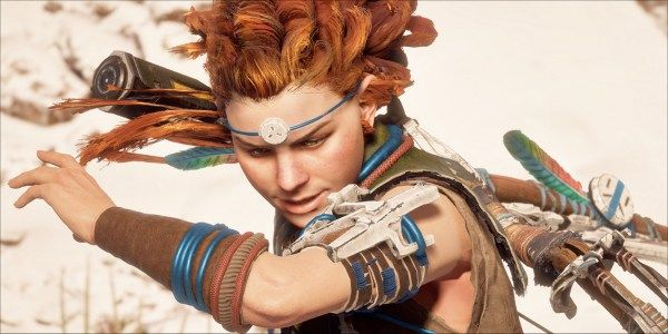 Horizon Zero Dawns Frozen Wilds Dlc Will Be The Only Dlc For The