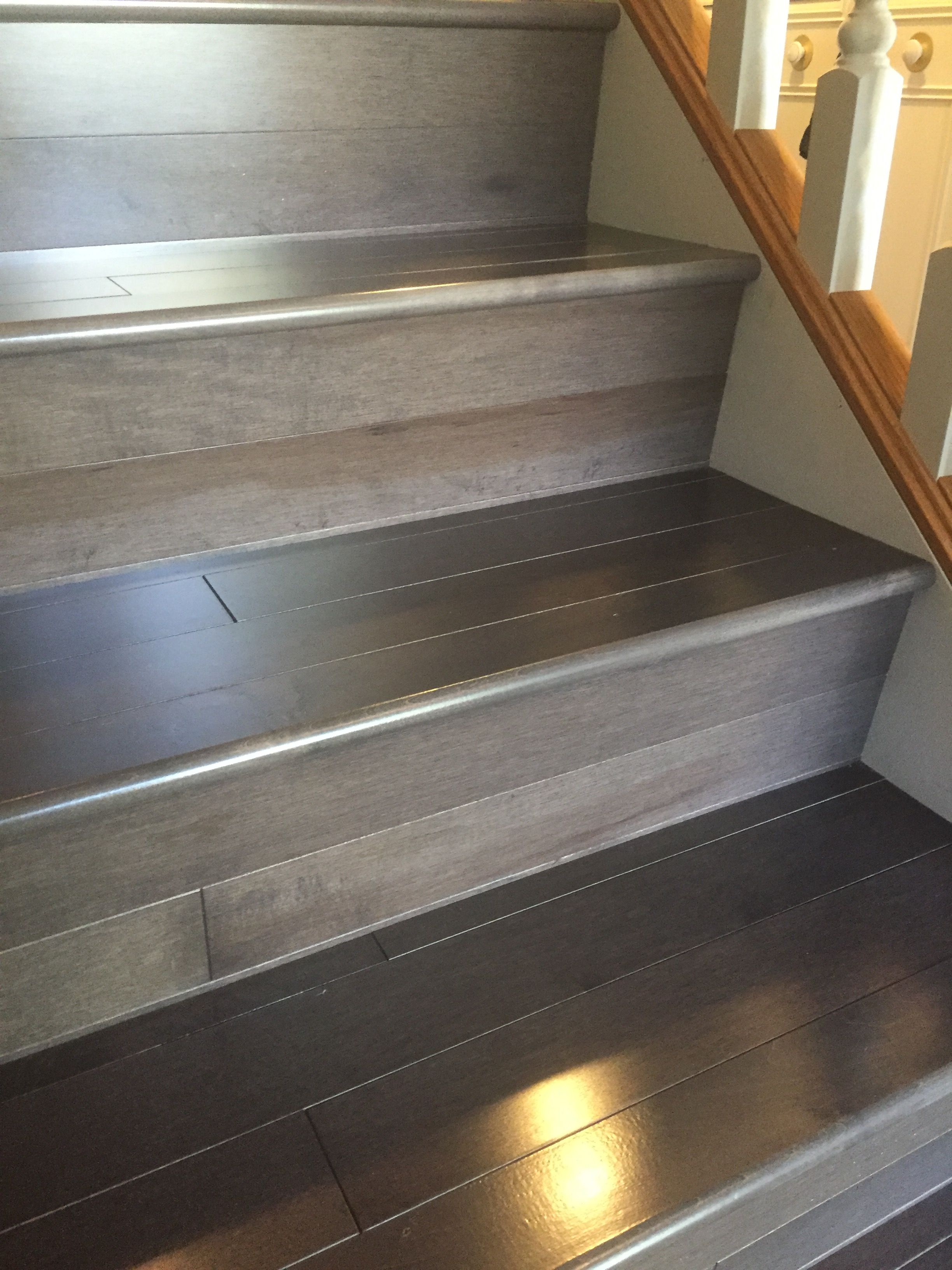 Best Prefinish Stained Maple Hardwood Stairs Home Decor Decor 400 x 300