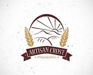 Artisan Crust Bakery Logo Artisan Panera