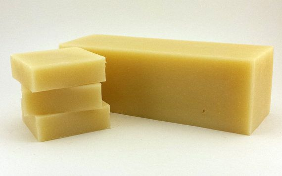 LAVENDER Shea Butter Handmade Soap All Natural by SoapsAndMores